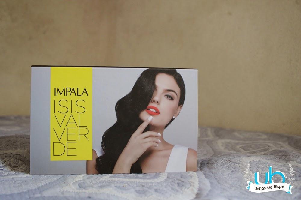 [SWATCHES] Coleção Isis Valverde Verão 2015 - Impala