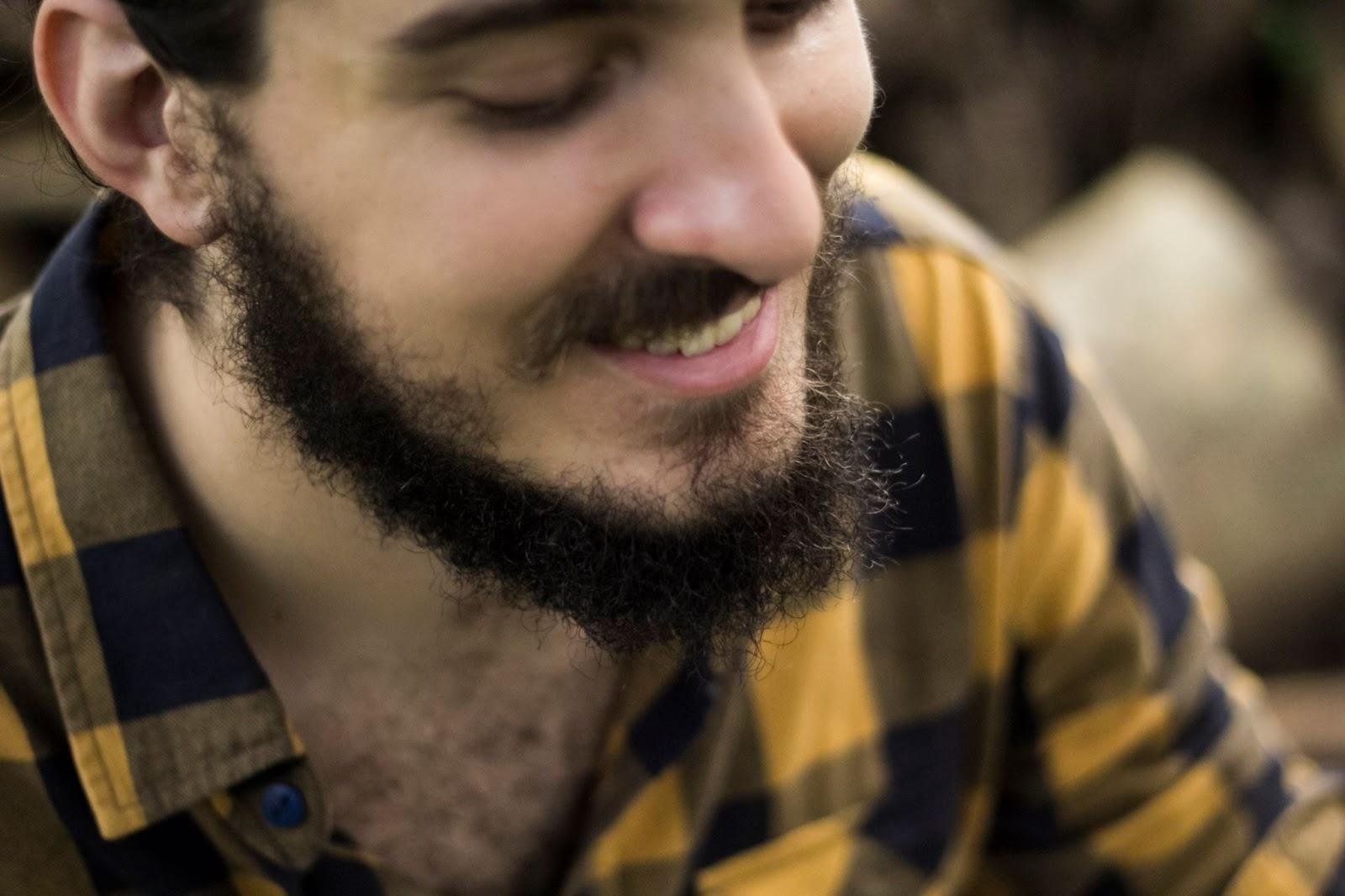 Amor se faz com barba