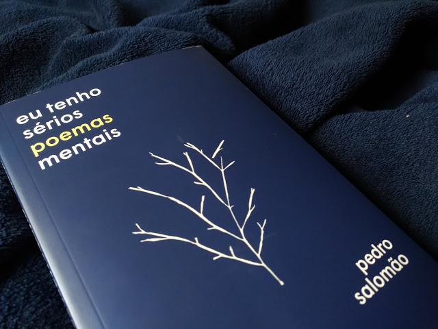 Dica de livro: Eu Tenho Sérios Poemas Mentais