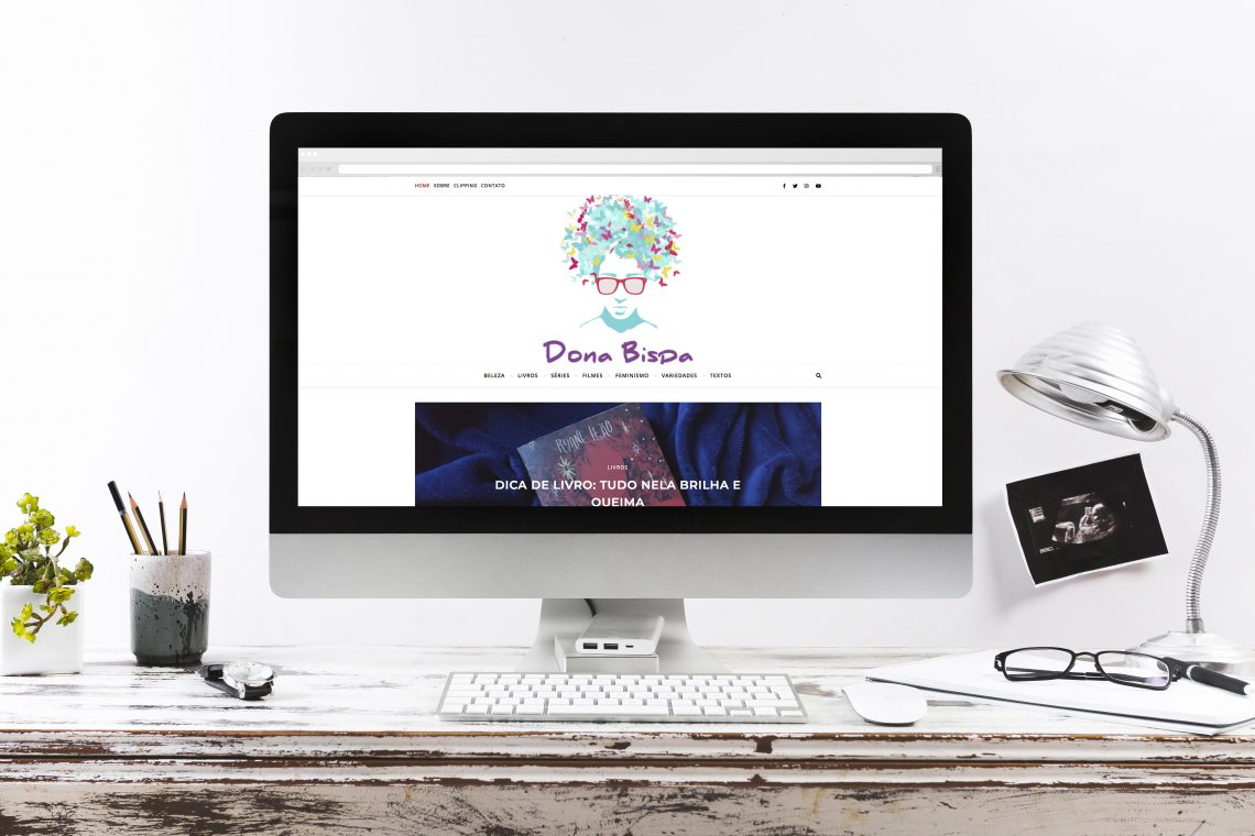 O blog está de cara nova!