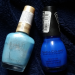 Endless Blue - Sinful Colors + Beach Front - Milani
